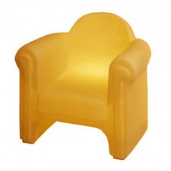 Easy Chair LP PUF001 Slide