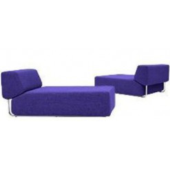 Butaca, tumbona chaise longue NOA de Loftchair
