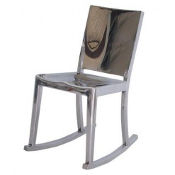 Hudson Rocking Chair HUDROC Emeco