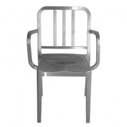 Heritage Stacking Armchair HER-A - Emeco