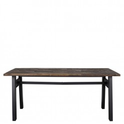 Mesa Vintage Crude Table MS en Loftchair