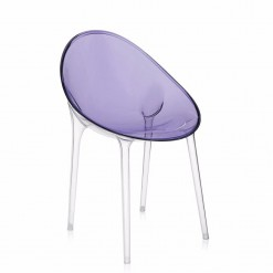 Sillas transparentes Mr Impossible Kartell
