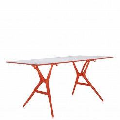 Mesa oficina Spoon Table de Kartell
