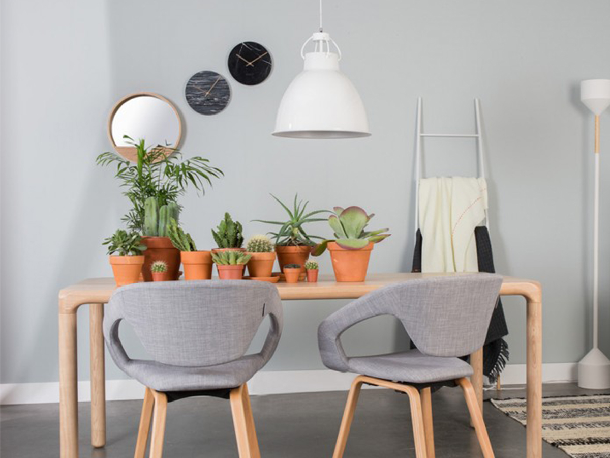 Ideas para decorar con plantas y muebles modernos loftchair for Muebles para plantas